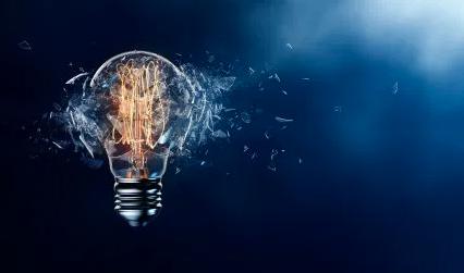 lightbulb getting an idea!