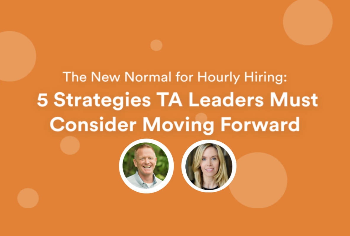 The New Normal for Hiring Hourly Employees!
