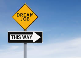 Dream Job - This Way!
