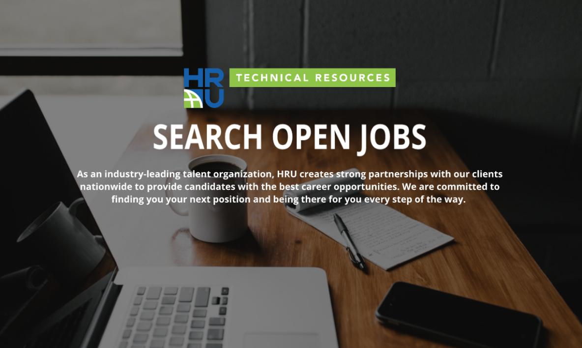 Search Open Jobs